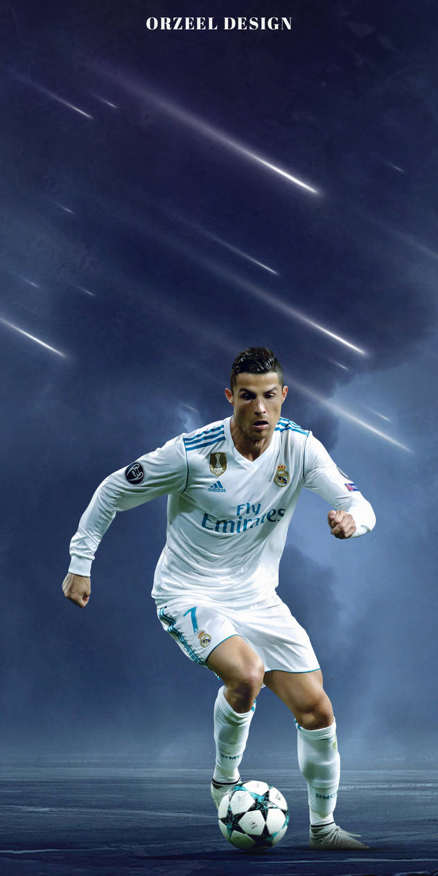 Cristiano Ronaldo Wallpaper | Real Madrid by orrrsell ...