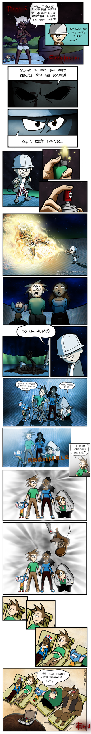 Halloween '10 Part 3 by WillDrawForFood1