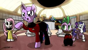 Pony Trek TNG