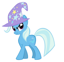 Trixie Sparkle by WillDrawForFood1