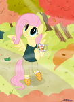 Fall Winds Fluttershy