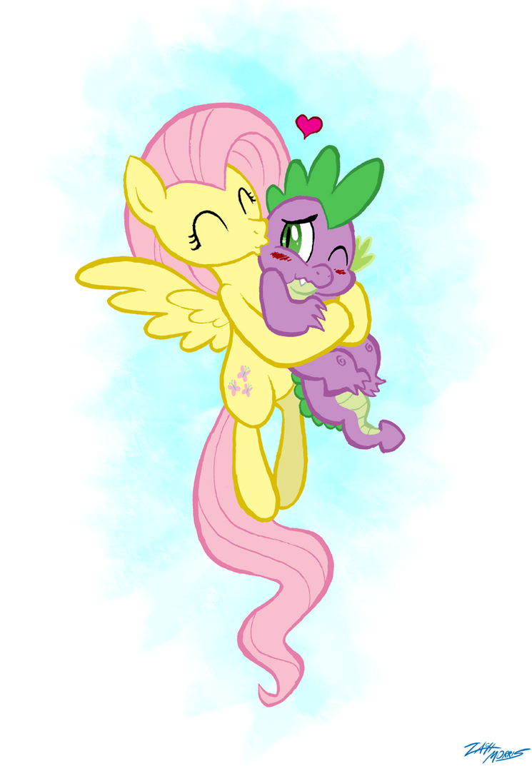 FlutterSpike by WillDrawForFood1