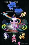 1 Year of Ponies