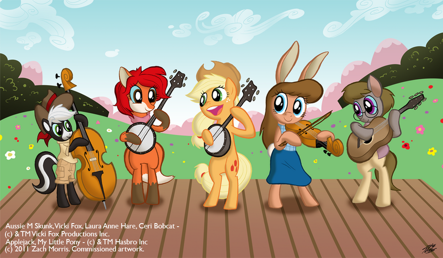 Jam Session by WillDrawForFood1