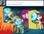 Arcade -Ponyville Replies Tumblr-