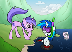 Seafoam Meets a Seapony And Other Stories