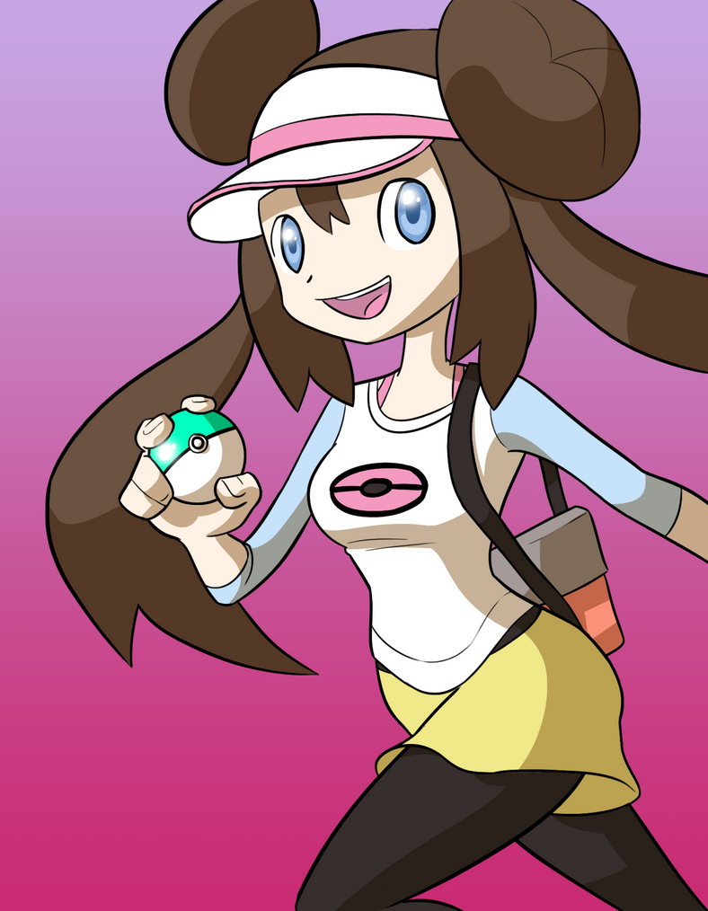 BW2 Girl by WillDrawForFood1