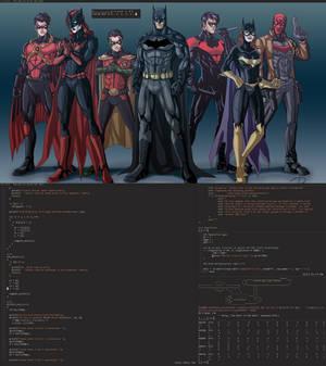 Dark Knight+FreeBSD