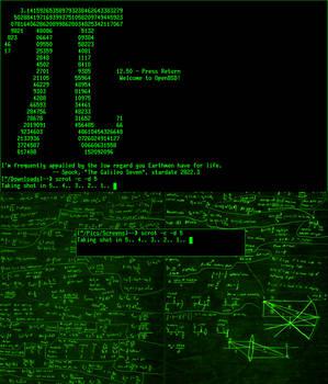 VT220 inspired OpenBSD