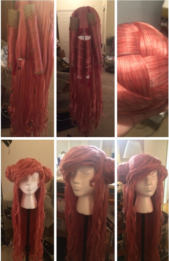 wig wip 6 by RinHoshina