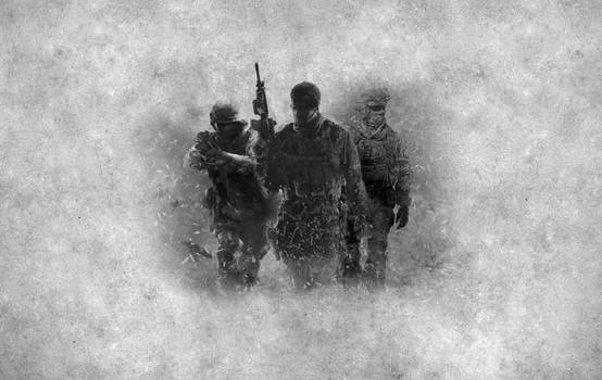 The Heroes of Modern Warfare