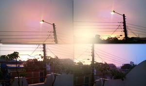 Dawning in Santa Cruz