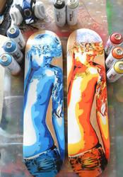 Custom Skateboards!