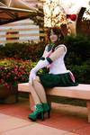 Sailor Jupiter by GunKatCosplay