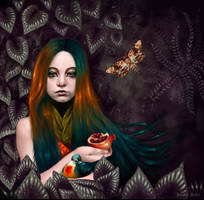 Persephone by AngelaRizza