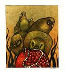 Hungry Kakapo