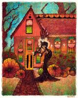 Hansel and Gretel II by AngelaRizza