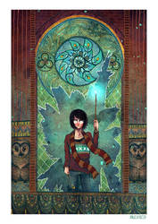 The Halfblood Prince by AngelaRizza