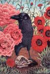 Crow Effigy