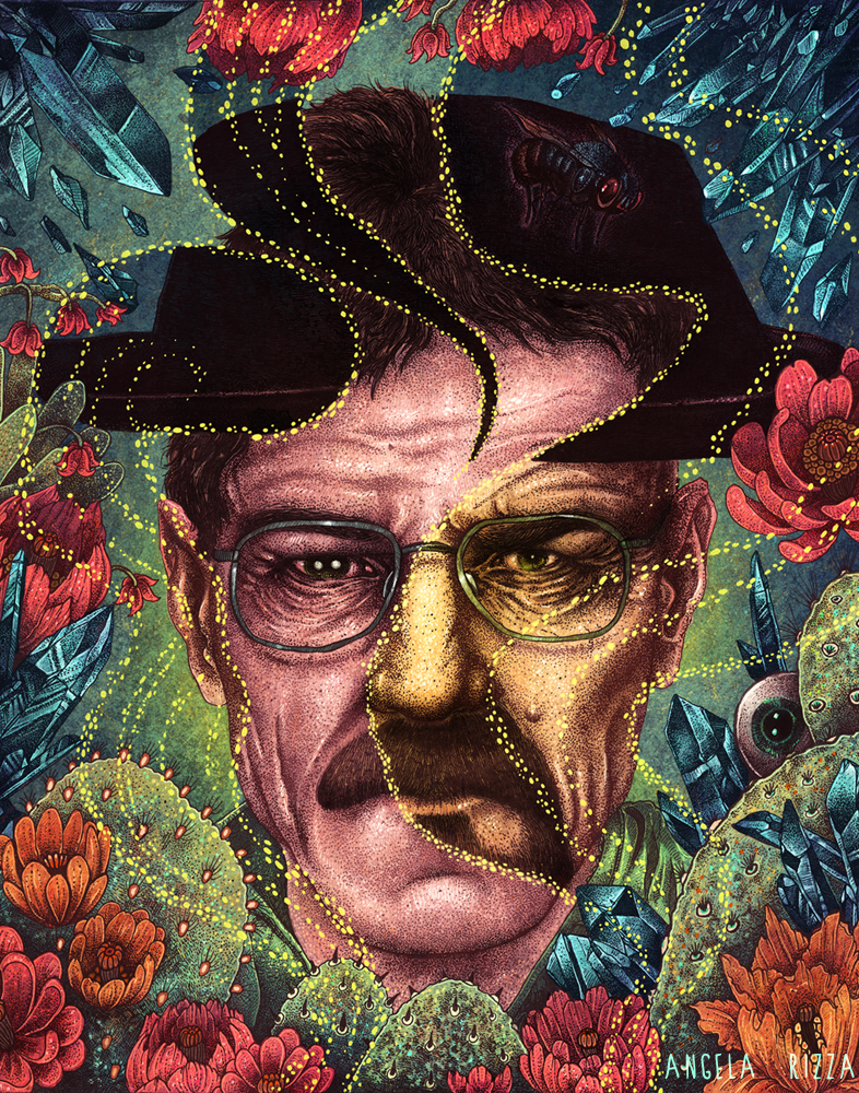 Walt / Heisenberg by AngelaRizza