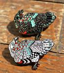 Raven Pins