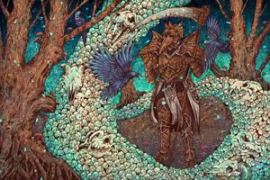 Pestilence Master's Shroud by AngelaRizza