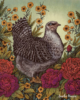 Rose Hen