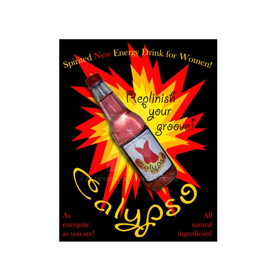 Calypso Ad by Faerybug