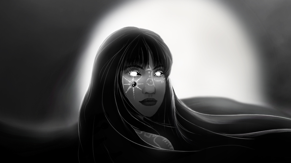 Lady Yin by YuriyImas