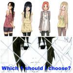 Sasuke? Stalker? Choosing?