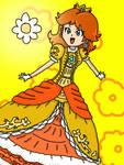 Princess Daisy - SSBB Style