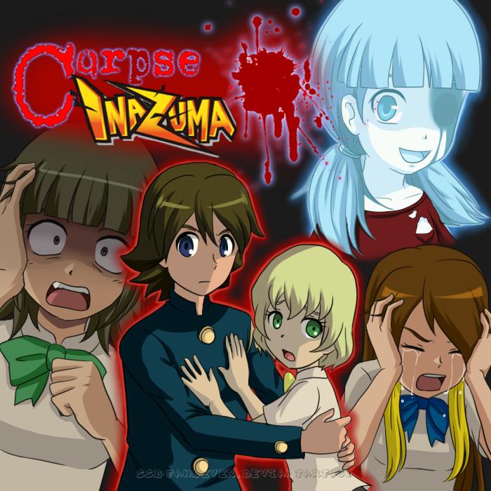 Corpse Inazuma Cover by adricarra