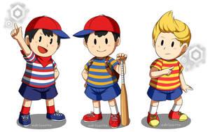 PSI Kids by adricarra