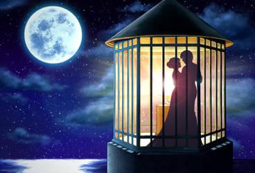 CM: Dancing in the Moonlight by adricarra