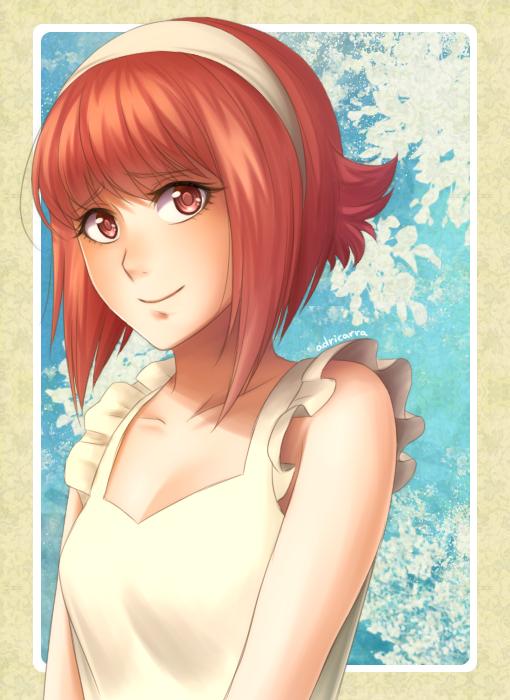 Sakura by adricarra