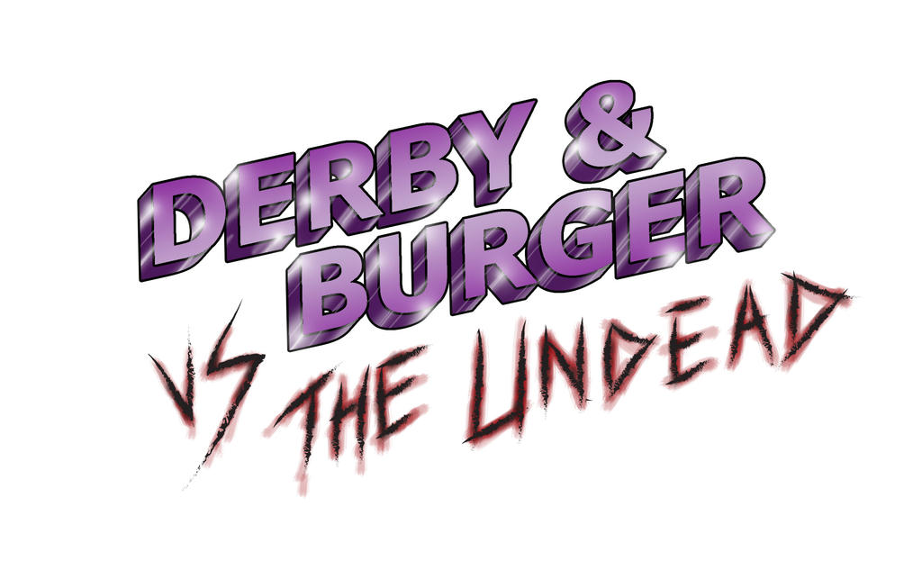Derby and Burger Logo by infrrno
