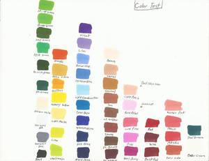 Test Color Pencil Ref0001