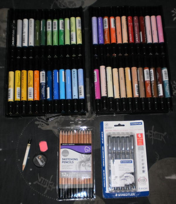 Accepting Donations To Support Art Supplies