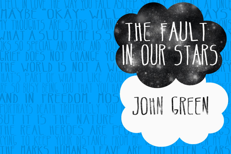 The Fault in Our Stars background by crossroads-demon on ...