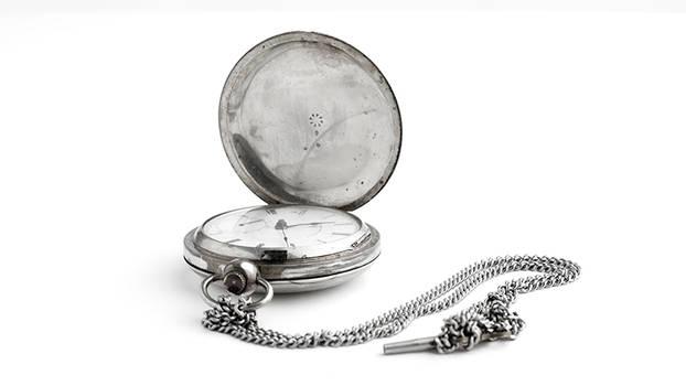 Used Pocket Watch