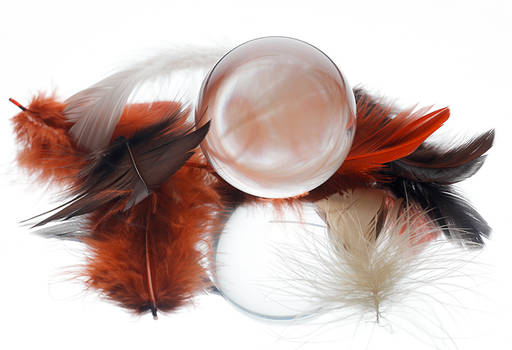 Feathered Crystal