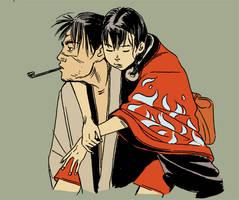 manji and rin