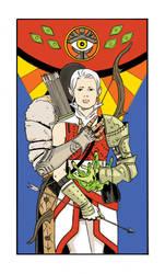 Lavellan Tarot Card