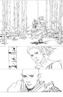 Dragon Age Inquisition Fan Comic! DLC SPOILERS!!!! by shortfury