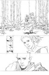 Dragon Age Inquisition Fan Comic! DLC SPOILERS!!!!