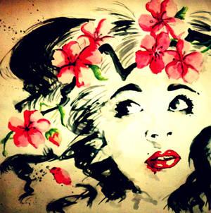 Geisha's Gaze