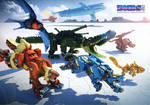 Zoids Fan Anthology Submission