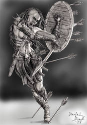 Mordsithcara Barbarian