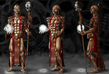 Demonic Necromancer
