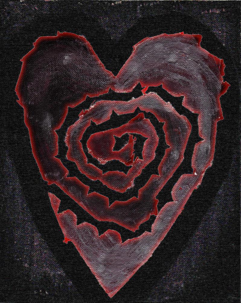 The Waking Heart II by MMDanielson